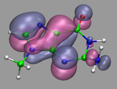 Visualization and Analysis of Quantum Chemical and Molecular